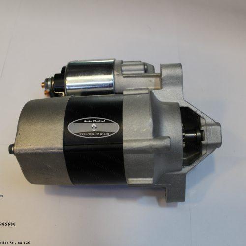 استارت تندر ال 90 و مگان 1600 | لوازم یدکی و برقی و موتوری و گیربکس و سرسیلندر و بدنه و آپشن های اسپرتی محصولات رنو
