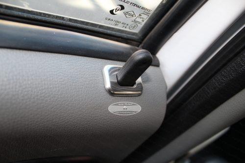 استیل دور شاستی قفل کن درب | لوازم یدکی و برقی و موتوری و گیربکس و سرسیلندر و بدنه و آپشن های اسپرتی محصولات رنو