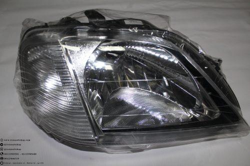 چراغ ( بلوری ) جلوی تندر ا ل 90 | لوازم یدکی و برقی و موتوری و گیربکس و سرسیلندر و بدنه و آپشن های اسپرتی محصولات رنو