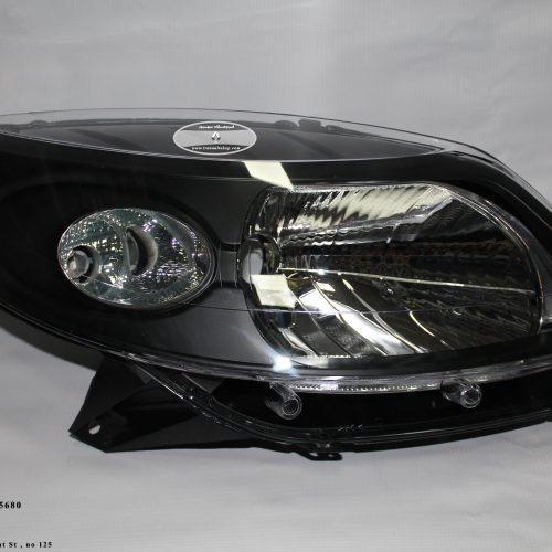 چراغ جلو ( بلوری ) رنو استپ وی | لوازم یدکی و برقی و موتوری و گیربکس و سرسیلندر و بدنه و آپشن های اسپرتی محصولات رنو